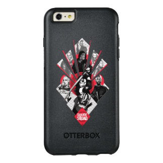 Suicide Squad | Task Force X Japanese Graphic OtterBox iPhone 6/6s Plus Case