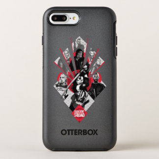 Suicide Squad | Task Force X Japanese Graphic OtterBox Symmetry iPhone 8 Plus/7 Plus Case