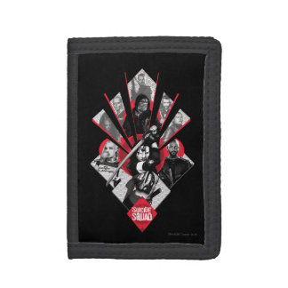 Suicide Squad | Task Force X Japanese Graphic Trifold Wallet