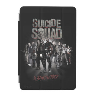 Suicide Squad |Task Force X Lineup iPad Mini Cover