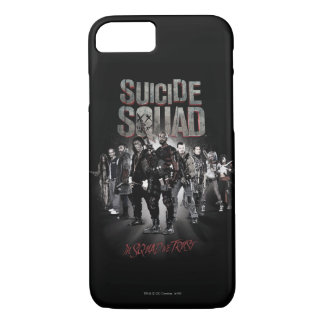 Suicide Squad |Task Force X Lineup iPhone 8/7 Case