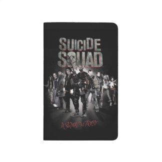 Suicide Squad |Task Force X Lineup Journal