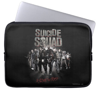 Suicide Squad |Task Force X Lineup Laptop Sleeve