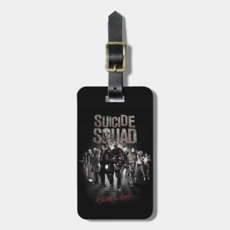 Suicide Squad |Task Force X Lineup Luggage Tag
