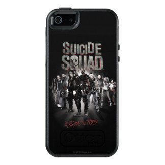 Suicide Squad |Task Force X Lineup OtterBox iPhone 5/5s/SE Case