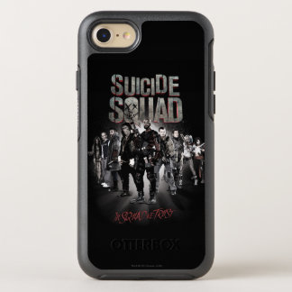 Suicide Squad |Task Force X Lineup OtterBox Symmetry iPhone 8/7 Case