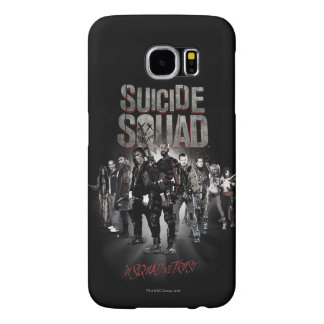 Suicide Squad |Task Force X Lineup Samsung Galaxy S6 Cases