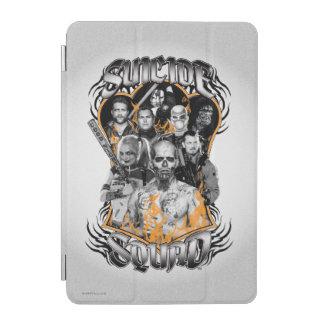 Suicide Squad | Task Force X Tribal Tattoo iPad Mini Cover