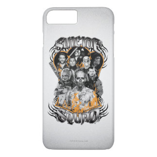 Suicide Squad | Task Force X Tribal Tattoo iPhone 8 Plus/7 Plus Case