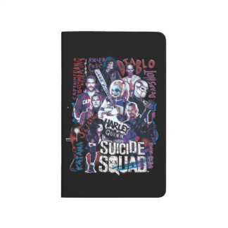 Suicide Squad | Task Force X Typography Photo Journal