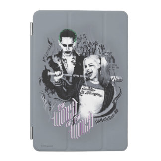 Suicide Squad | The Worst of The Worst iPad Mini Cover