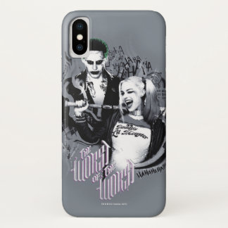 Suicide Squad | The Worst of The Worst iPhone X Case