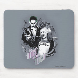 Suicide Squad | The Worst of The Worst Mouse Pad
