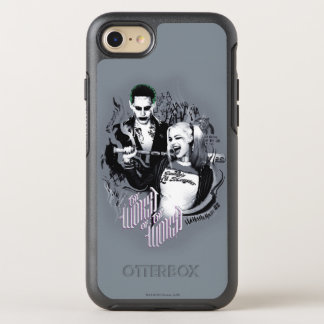 Suicide Squad | The Worst of The Worst OtterBox Symmetry iPhone 8/7 Case