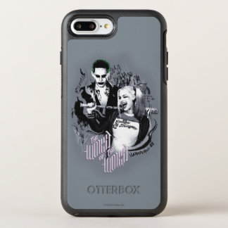 Suicide Squad | The Worst of The Worst OtterBox Symmetry iPhone 8 Plus/7 Plus Case
