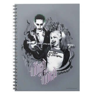 Suicide Squad | The Worst of The Worst Spiral Notebook