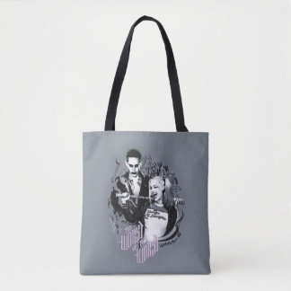 Suicide Squad | The Worst of The Worst Tote Bag