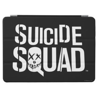 Suicide Squad | White Logo iPad Air Cover