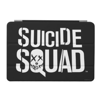 Suicide Squad | White Logo iPad Mini Cover