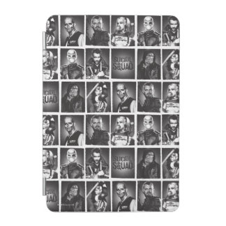 Suicide Squad | Yearbook Pattern iPad Mini Cover