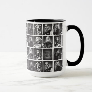 Suicide Squad | Yearbook Pattern Mug