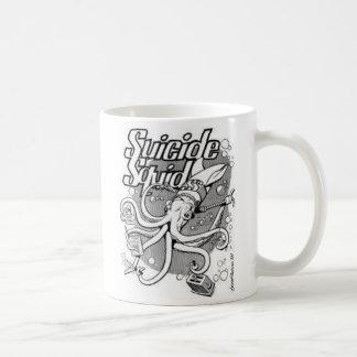 Suicide Squid mug