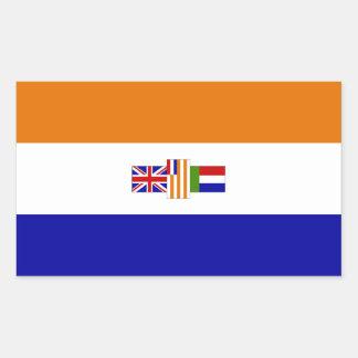 Suid-Afrika Rectangular Sticker