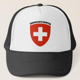 Suisse: Confoederatio Helvetica Trucker Hat