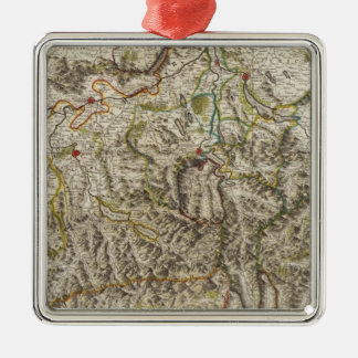 Suisse - Switzerland Christmas Ornament