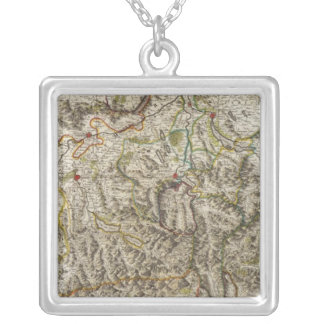 Suisse - Switzerland Silver Plated Necklace