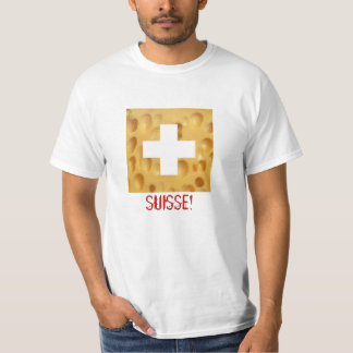 Suisse! World Cup Series by RebelFly T-Shirt