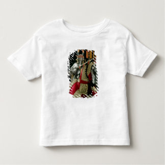 Suit of armour and matching horse armour toddler T-Shirt