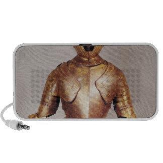 Suit of armour belong to Charles de Lorraine Mp3 Speakers