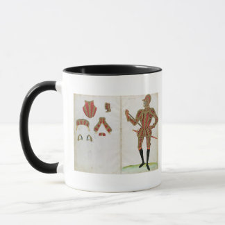 Suit of Armour for Lord Compton, from 'An Elizabet Mug