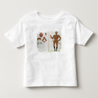 Suit of Armour for Lord Compton, from 'An Elizabet Toddler T-Shirt