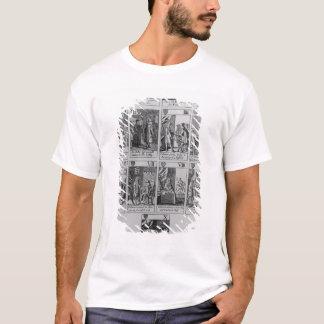 Suit of Hearts illustrating the 'Popish Plot' T-Shirt