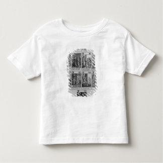 Suit of Hearts illustrating the 'Popish Plot' Toddler T-Shirt