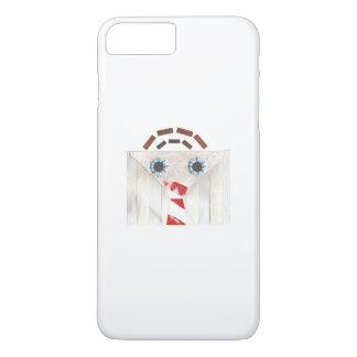 Suitcase Man I-Phone 7 Plus Case