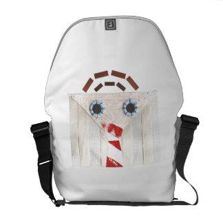 Suitcase Man Rusksack Messenger Bag