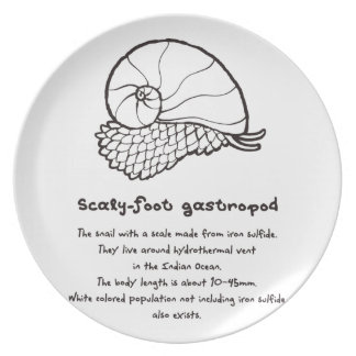 < sukerihutsuto (to burn, brown) > Scaly-foot Plate