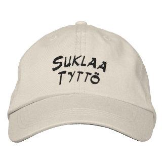 Suklaa Tyttö - Chocolate Girl Baseball Cap