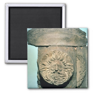 Sul, a native British god, Roman period Magnet