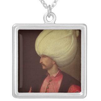 Suleiman II Custom Necklace