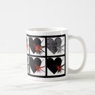 sulk with harten basic white mug