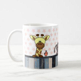 sulks - illustration animals coffee mug