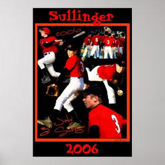 Sullinger Freshman Baseball Poster