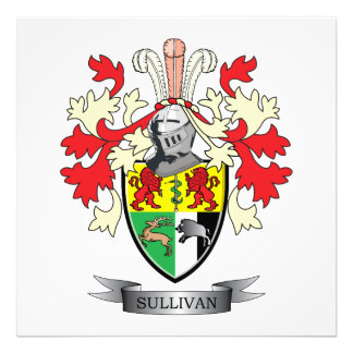 Sullivan Coat of Arms Photo
