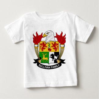 Sullivan Family Crest Baby T-Shirt