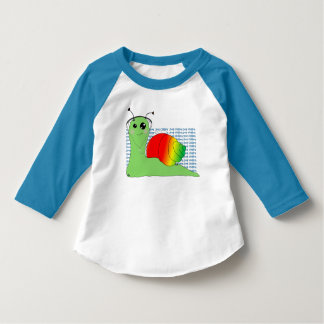 Sullivan la Snail loves music: Reggae T-Shirt