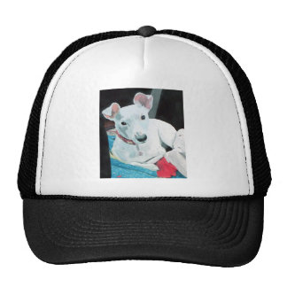 Sully the Jack Russell Terrier Cap